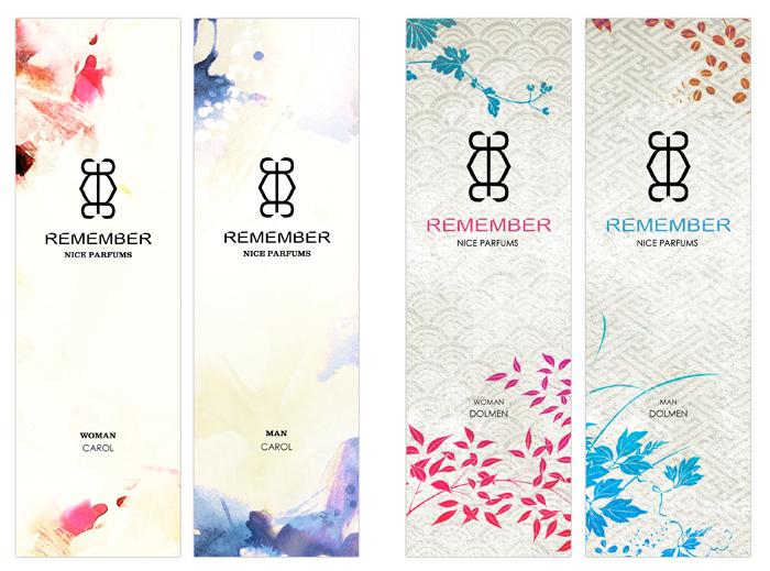 Perfumes remember